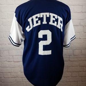 1990's MLB New York Yankees Derek Jeter Jersey